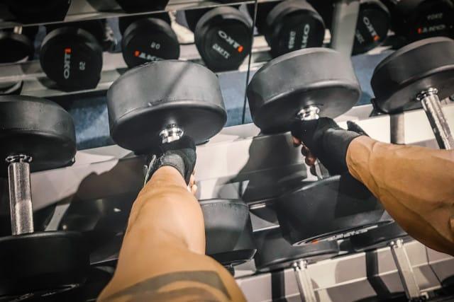 ダンベル大胸筋筋トレのおすすめメニュー9選