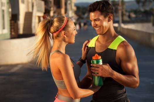 大胸筋の筋力トレーニング