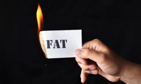 太ももと鍛えるメリット①脂肪燃焼しやすい体になる