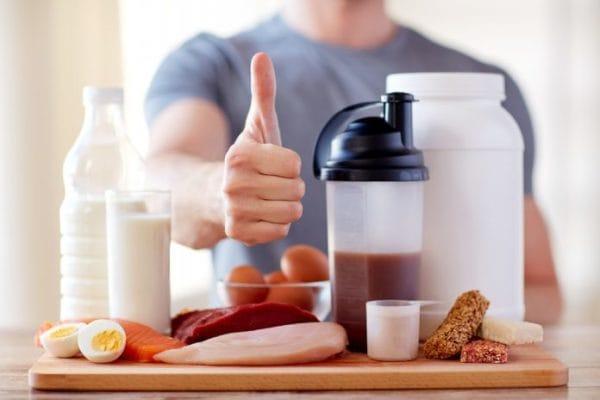筋トレ日におけるプロテインを摂取するタイミング