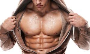 ベンチプレスで鍛えられる部位と効果 ①大胸筋(胸)