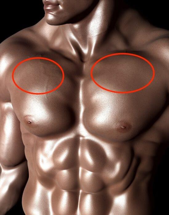 大胸筋上部に効果絶大のおすすめトレーニング3選