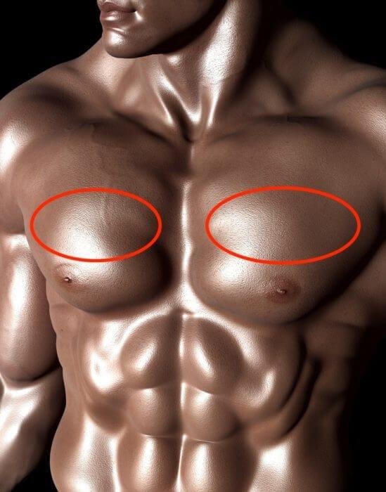 大胸筋中部に効果絶大のおすすめトレーニング3選