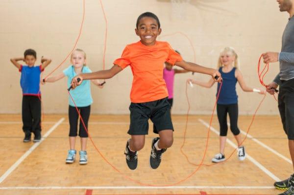 子供用縄跳びの特徴