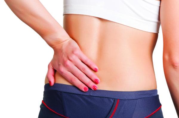 バランスボールを利用したトレーニングで得られる効果③「腰痛や下半身太りを解決」