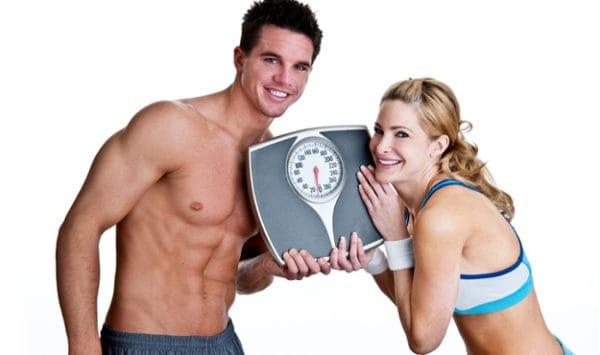 テストステロン値を増やす方法⑥減量と体重のコントロールを行う