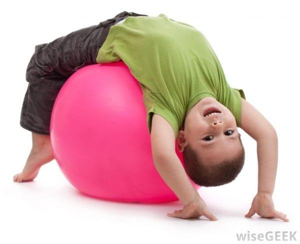 バランスボールのサイズの選び方と注意点
