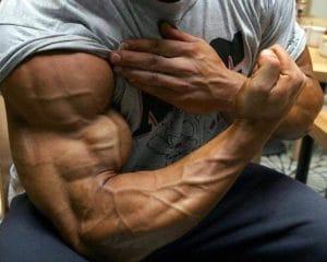 「腕を太くしたい方」は上腕二頭筋も鍛えよう!