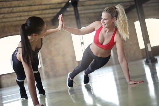 体脂肪を減らす秘訣その②運動