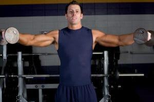 サイドレイズで肩関節や肩甲骨を痛めないための5つの注意点