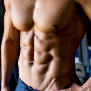 体幹・腹筋全体も鍛えられる