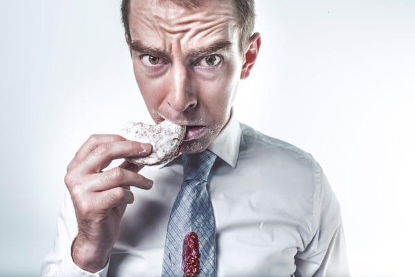 1日1食のデメリット②栄養の偏り