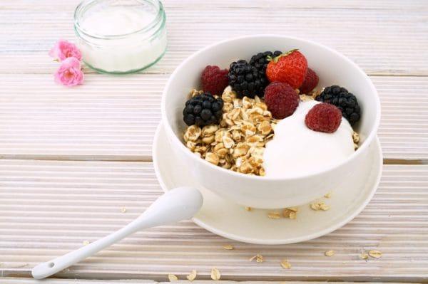 ダイエットに期待できる栄養食材②ヨーグルト
