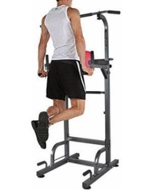 懸垂マシンの筋トレ効果②背中のトレーニング種目が大きく増える
