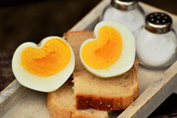 ダイエットに期待できる栄養食材⑤たまご