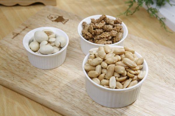 ダイエット中でもおすすめ間食①ナッツ類
