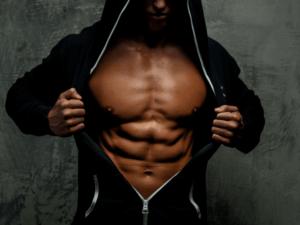 懸垂マシンの筋トレ効果①一度に多くの筋肉を刺激できる