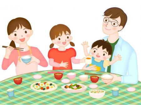 1日3食のメリット④食事を楽しむことができる