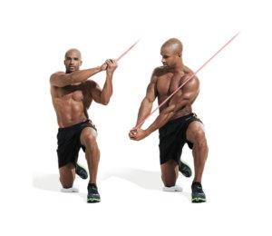 体幹(腹筋)チューブトレーニングの効果を高めるポイント