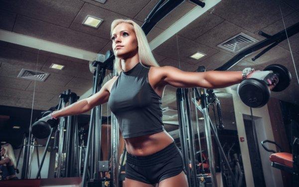 筋トレの効果を高めるコツ③:体の反動を使わないように意識する