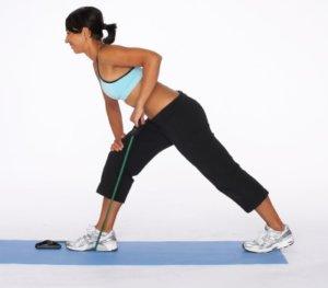 背中(広背筋)チューブトレーニングの効果的なセット数について