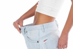 プロテインの効果⑦脂肪燃焼効率を高める効果がある
