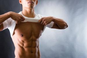 筋トレで体型が変わる成果がでる期間について
