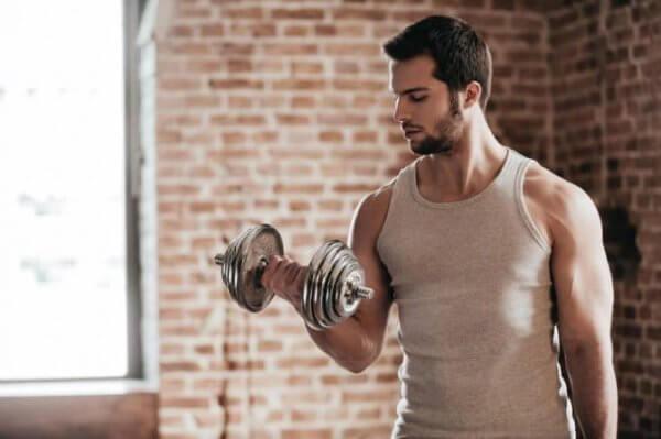 モテる筋肉を作るための筋トレメニューをご紹介