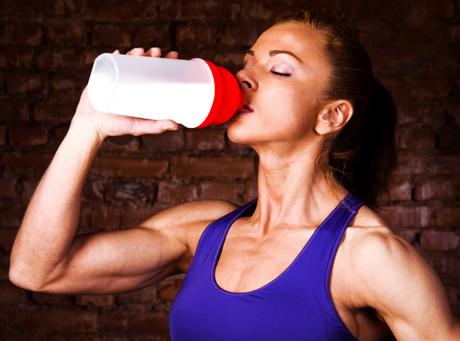 タンパク質を中心としたバランス良い栄養補給