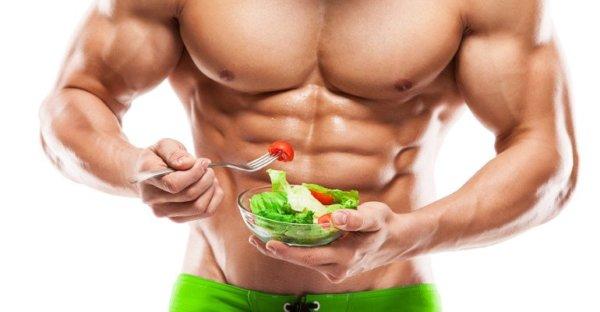 筋肥大のメカニズム③「食事が筋肉の材料となる」