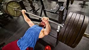 BIG3を強化しながらも、特にベンチプレスを強くしたい方向けのトレーニングサイクル