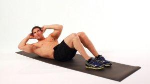 自重の腹筋トレーニングでより効果的なトレーニングセット・テクニック