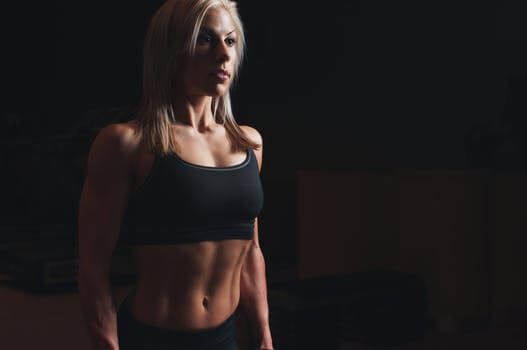 ヒップリフトで鍛えれれる筋肉