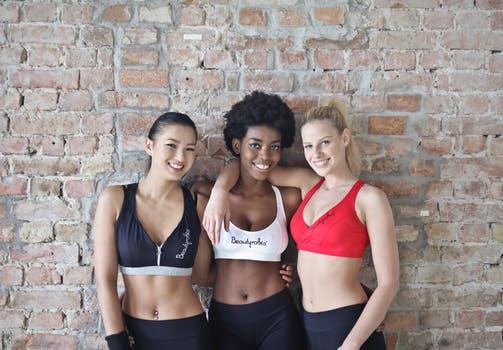 健康な女性の体脂肪率