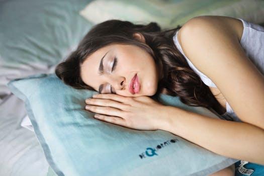 眠りの質が上がる