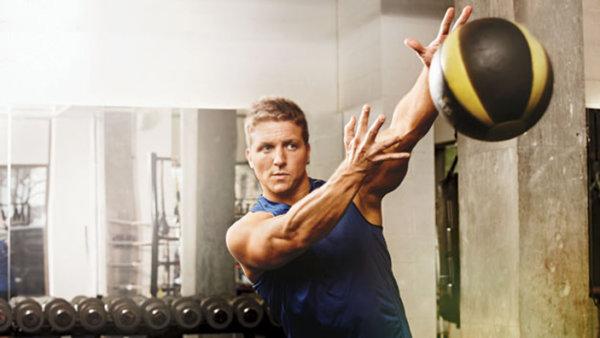 メディシンボールを活用したトレーニングの効果について
