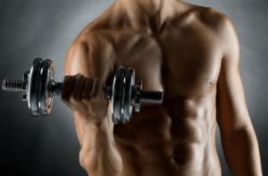 筋肥大のプロセスには「筋トレ」「食事」「休息」が重要