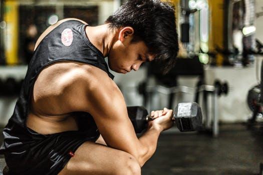 体脂肪率を落とす運動③サーキットトレーニング