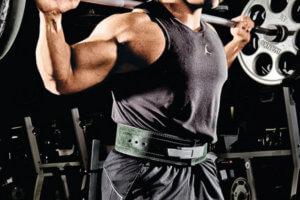 トレーニングベルト(パワーベルト)の効果について