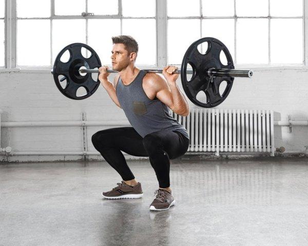 レッグプレスとスクワットの違いと効果④「関与する筋肉群」