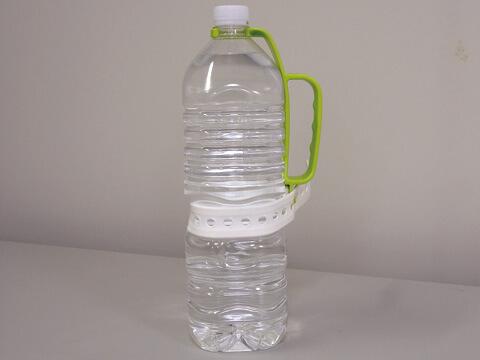 ペットボトルの種類①:2リットルペットボトルを活用