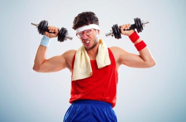 筋肉がつかない理由①「筋トレの負荷が足りていない」