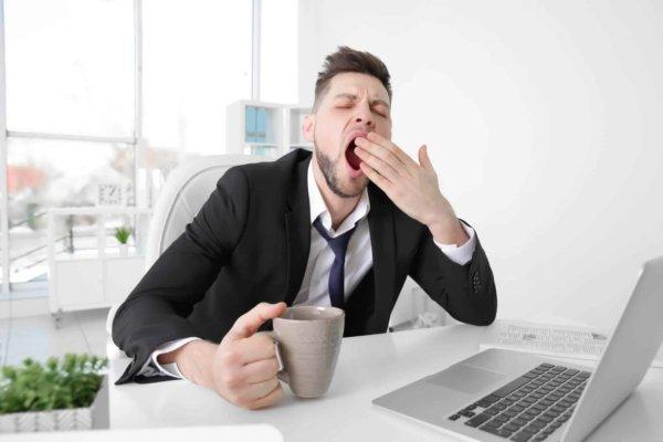 筋肉がつかない理由⑮「休息・睡眠が不足している」