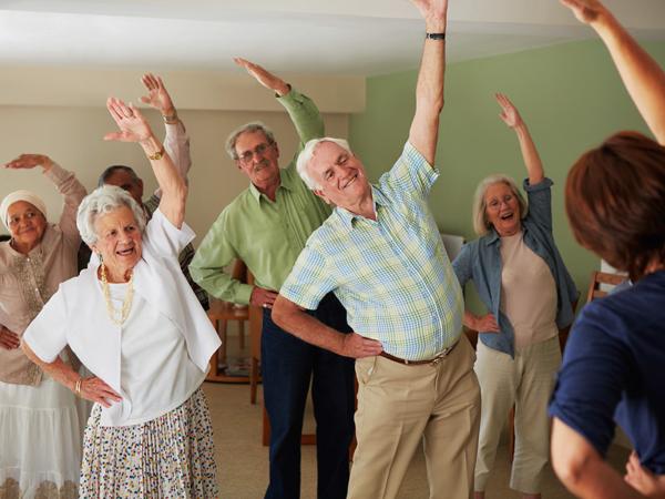 高齢者向けのストレッチ方法をご紹介