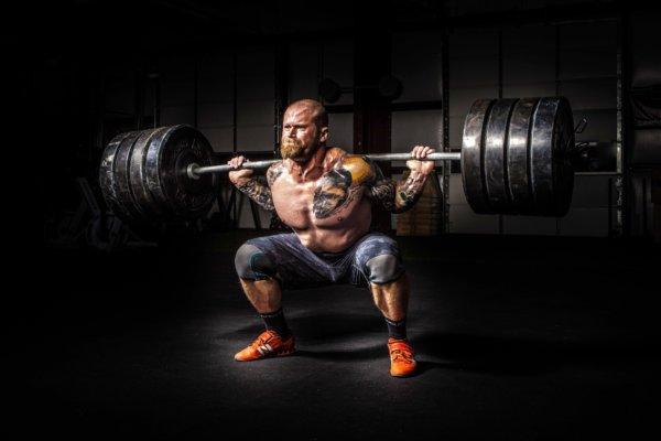 体脂肪率を落とす運動①筋トレ