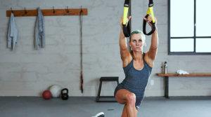 TRXトレーニングの効果②「自分の筋トレレベルに簡単に調整することが可能」