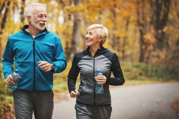 高齢者が筋トレをすることで得られる効果⑨:健康寿命が延びる