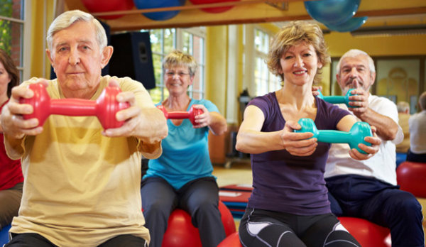 高齢者が筋トレをすることで得られる効果9選