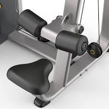 ラットプルマシンを検討する際のポイント⑥「膝パッドの有無・調節機能」