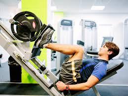 レッグプレスを効果的に効かせるポイント②「ネガティブはゆっくりと動作する」